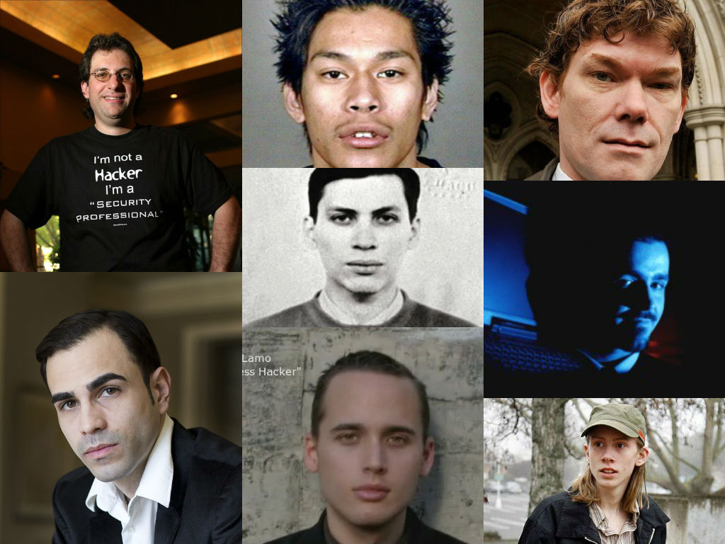 Image result for World's Most Famous and Best Hackers